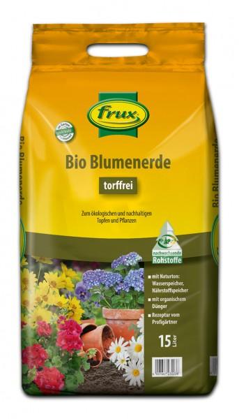 Bio-Blumenerde torffrei 15 L